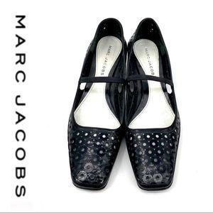 💕SALE💕 Marc Jacobs Black Cutout Mary Janes